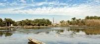 معرفی تالاب های زیبا و گردشگری در ایران (+تصاویر)