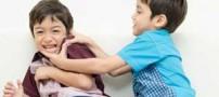 چگونه به فرزندم تحمل کردن را بیاموزم؟