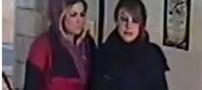 پلیس تهران به دنبال این دو دختر خوش تیپ می گردد (عکس)