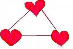 آشنایی با سه ضلع مثلث عشق در زندگی