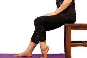 لاغر کردن پاها بدون زحمت و ورزش کردن