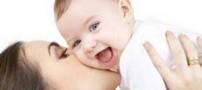 آشنایی با فواید بوسیدن کودکان