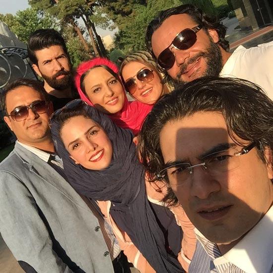 سری جدید عکس های بازیگران و هنرمندان ایرانی