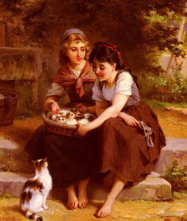 نقاشی های کلاسیک عاشقانه