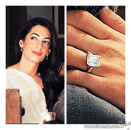 گران قیمت ترین حلقه های ازدواج بازیگران هالیوودی (عکس)