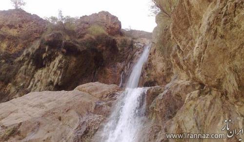 عکس ها و مشخصات زیباترین آبشارهای ایران