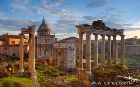 10 شهر اول جهان از نظر زیبایی (+تصاویر)