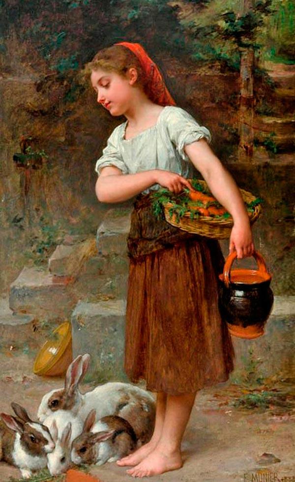 مدل نقاشی رنگ و روغن کلاسیک