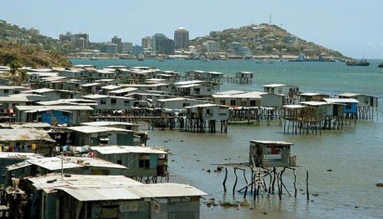بهترین و بدترین شهرهای دنیا برای زندگی!! (عکس)