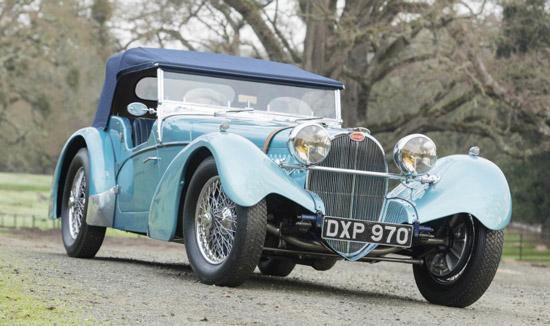 با گرانترین ماشین بوگاتی تاریخ آشنا شوید (عکس)
