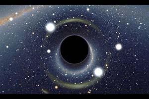 همه چیز در مورد سیاه چاله ها در فضا