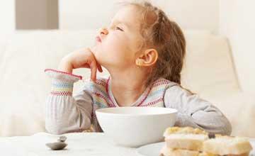 آیا صبحانه فرزند شما کامل است