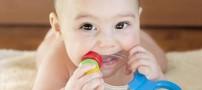 دوره طاقت فرسای دندان در اوردن نوزادان
