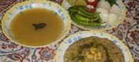 گوشت و لوبیای اصفهانی + طرز تهیه