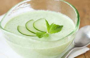 با این سوپ چربی سوز تا عید کمی لاغر شوید