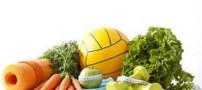 نکاتی در مورد تغذیه مناسب برای ورزشکاران