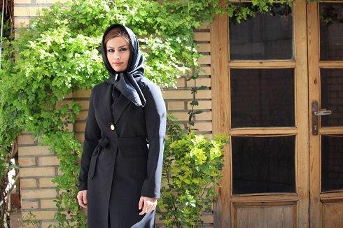 عکس آرنولد دختر ایرانی را تبدیل به بدنساز کرد (عکس)