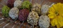 طرز تهیه شیرینی گردویی برای عید نوروز