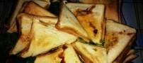 آموزش پخت اسنک سیب زمینی هندی