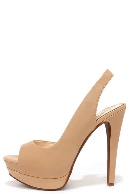 جدیدترین کفش زنانه با تم رنگی مشکی و کرم