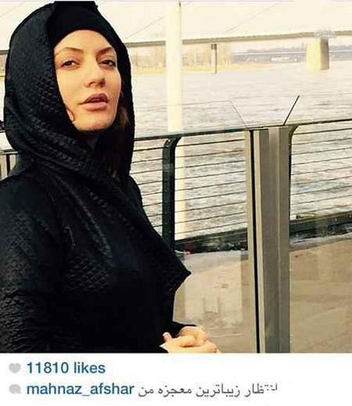 بازیگران ایرانی و هنرمندان سینما در اینستاگرام