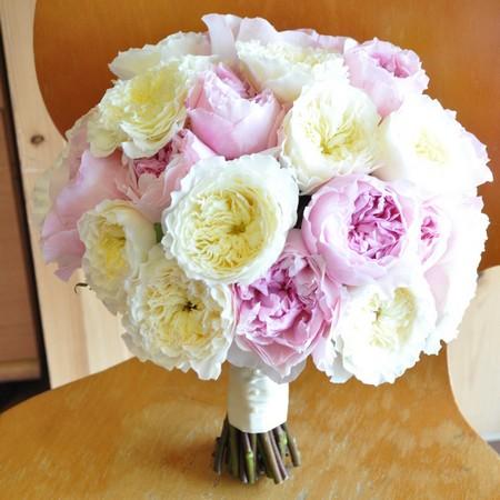 تصاویری از دسته گل عروس جدید