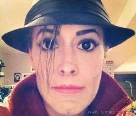 دختری عجیب که لقب هزار چهره به خود گرفت (عکس)