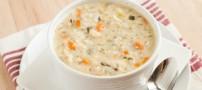 راز تهیه کردم سوپ شیر به سبک رستورانی