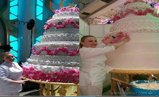 گران ترین عروسی در کشور مسکو (عکس)