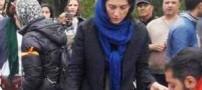 جزئیات بازداشت هدیه تهرانی در روز سیزده بدر (عکس)