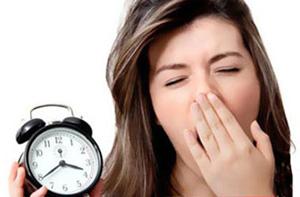 تاثیرات خواب کم بر سلامتی بدن