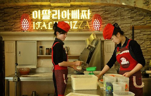 زندگی جالب بچه پولدارهای کره شمالی (عکس)  زندگی جالب بچه پولدارهای کره شمالی (عکس) 00