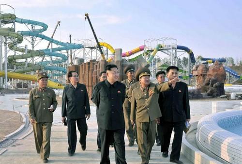 زندگی جالب بچه پولدارهای کره شمالی (عکس)