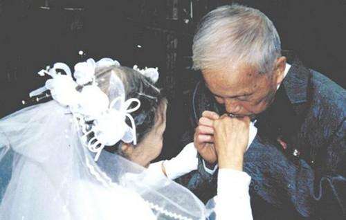 بازسازی تصاویر ازدواج این زوج عاشق (عکس)  بازسازی تصاویر ازدواج این زوج عاشق (عکس) 115
