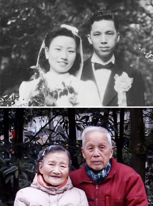 بازسازی تصاویر ازدواج این زوج عاشق (عکس)  بازسازی تصاویر ازدواج این زوج عاشق (عکس) 118