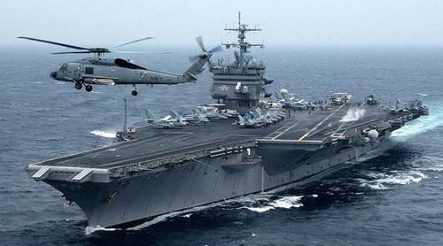 با بزرگترین ناو هواپیمابر جهان آشنا شوید (عکس)