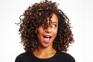 اگر عاشق موهای فرفری هستید بخوانید!!