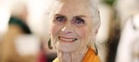 پیرترین و زیباترین زن مدلینگ جهان انتخاب گردید