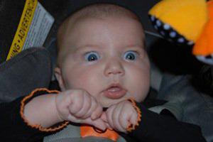 تولد بسیار عجیب یک بزغاله با چهره انسان (عکس)