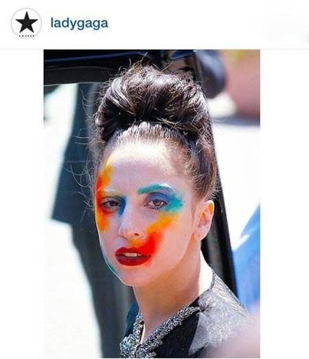 ستاره های هالیوودی در اینستاگرام (عکس)