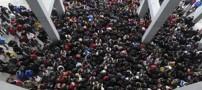 پرجمعیت ترین کشور دنیا را بشناسید !! (عکس)