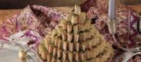 طرز تهیه باقلوا یک شیرینی اصیل ایرانی