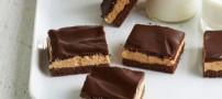 بدون فر کیک شکلاتی مغزدار درست کنید!!