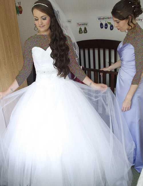 این عروس خانم چاق 32 کیلو وزن کم کرد (عکس)  این عروس خانم چاق ۳۲ کیلو وزن کم کرد (عکس) 1462808688 irannaz com