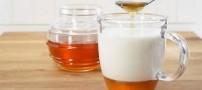 شیر و عسل یک پروبیوتیک طبیعی