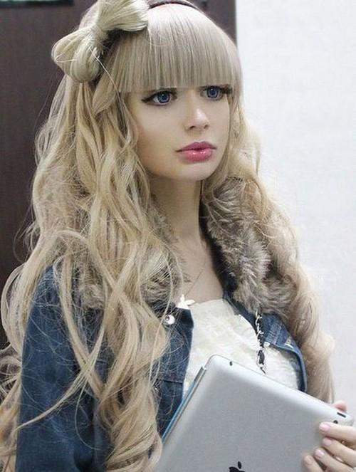 این دختر زیباترین و جذابترین باربی دنیا است (عکس)  این دختر زیباترین و جذابترین باربی دنیا است (عکس) 1462904863 irannaz com