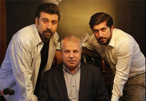 علی پروین بازیگر می شود (عکس)