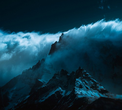 عکس های باورنکردنی از سرزمینی بکر و دورافتاده