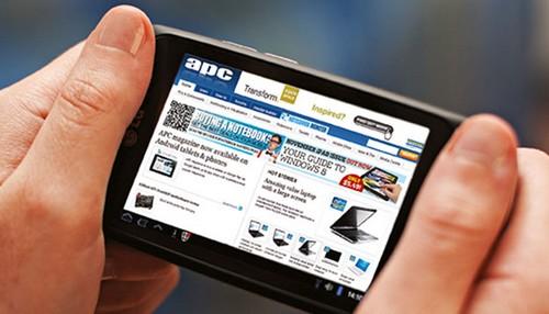 ترفند گرفتن تصاویر تمام صفحه از سایت در گوشی