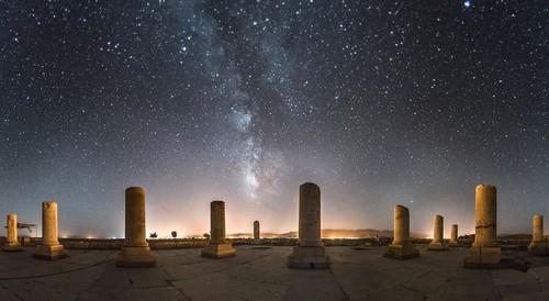عکس هایی از جاذبه های ایران از نگاه گاردین